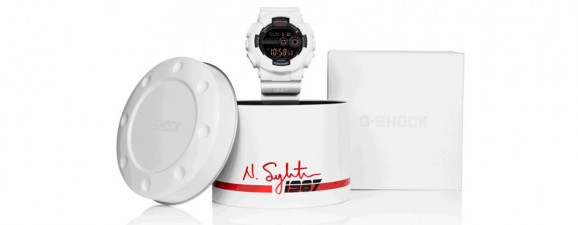 nigel sylvester casio g shock